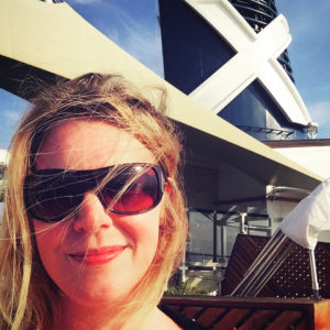 Lisa on Celebrity Silhouette