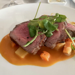 Beef in the Main Dining Room on Celebrity Silhouette