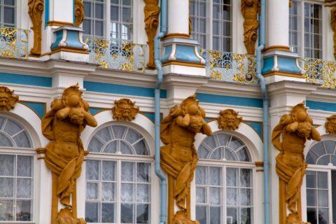 Pushkin - Tsarskoye Selo