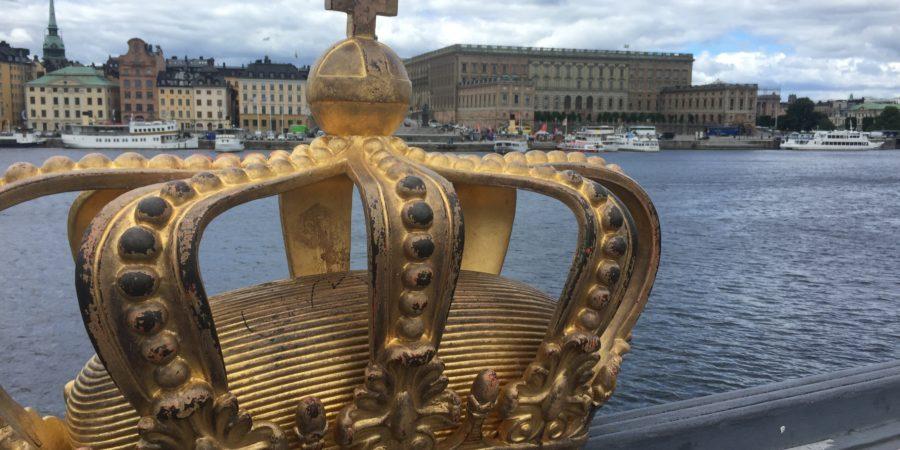 Stockholm from Skeppsholmsbron