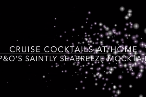 Saintly Seabreeze Mocktail